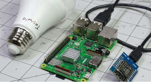 Raspberry Pi Home Automation Part 2: Flash Devices With Tasmota Firmware