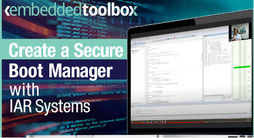 Embedded Toolbox: Create a Secure Boot Manager on Arm TrustZone in Less Than 10 Minutes