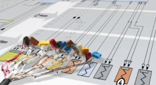 Arrange and Evaluate Wiring Harness Diagrams with PREEvision Auto-Layout