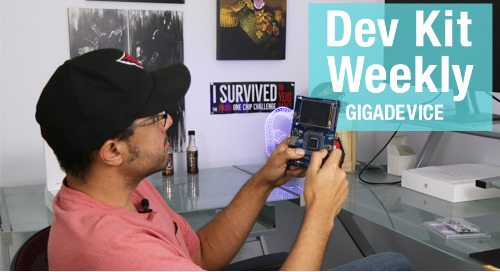 DEV KIT WEEKLY: GigaDevice's High-Performance Arm Cortex-M33 Kit