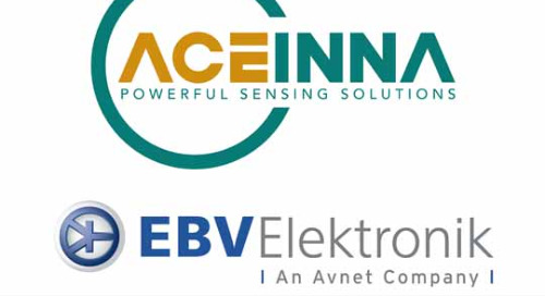 EBV Elektronik and ACEINNA Deliver Sensing Solutions