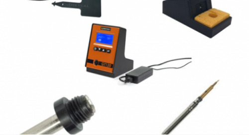Newark Expands Market-Leading Soldering Range with GT Series from Metcal Featuring Adjustable Temperature Control