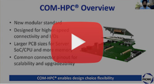 Investment Protection and Scalability with COM-HPC