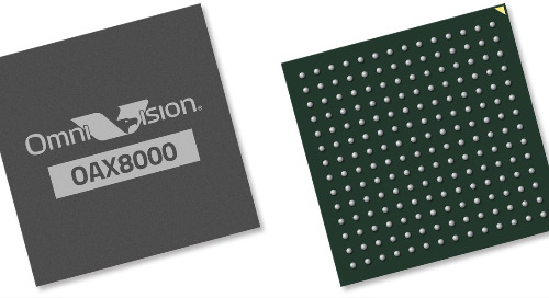 OmniVision Announces Release of the OAX8000 AI-enabled ASIC