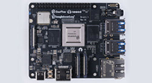 Introducing the first affordable RISC-V board designed to run Linux