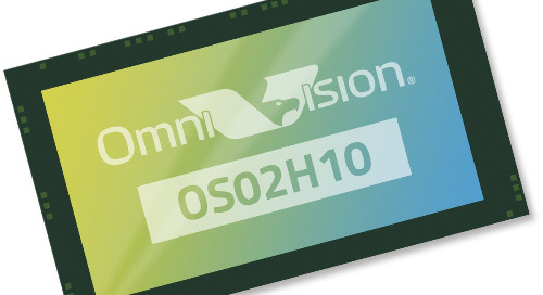 OmniVision Announces 1080p Image Sensor With Nyxel NIR and PureCel Plus Low Light Technologies