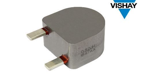 New Vishay Intertechnology Through-Hole Inductor Packs a 420 A Saturation Current into 1500 Case Size