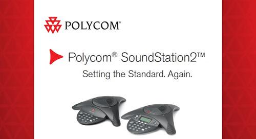 Polycom SoundStation2 Conference Unit [Brochure]