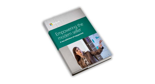 Empowering the Modern Seller - A New Definition of Engagement