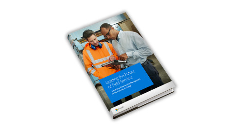 Introduce the Internet of Things (IoT) to Drive Competitive Field Service Management