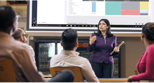 Webinar: Introduction to Dynamics 365 for Talent