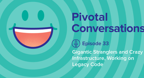 Gigantic Stranglers and Crazy Infrastructure, Working on Legacy Code (Ep. 33)