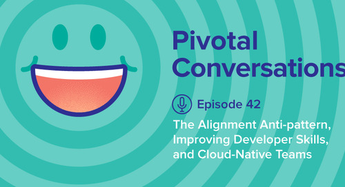The Alignment Anti-pattern, Improving Developer Skills (Ep. 42)