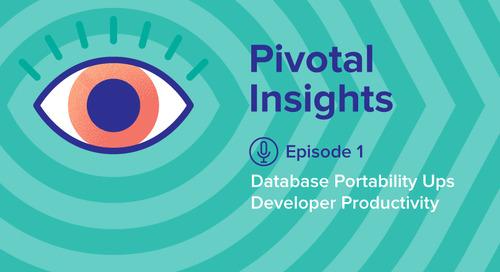 Database Portability Ups Developer Productivity (Ep. 1)