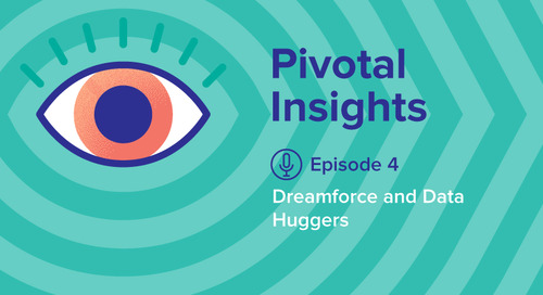 Dreamforce and Data Huggers (Ep. 4)