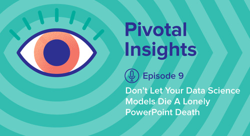 Don't Let Your Data Science Models Die A Lonely PowerPoint Death (Ep. 9)