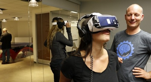 Virtual Reality — What the Birth of a Revolution Looks Like