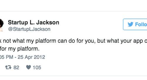 11 Pivotal Lessons From @StartupLJackson