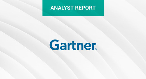Gartner Market Guide for Container Management Software