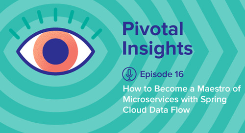 How to Become a Maestro of Microservices with Spring Cloud Data Flow (Ep. 16)