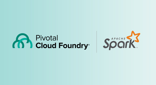 Operationalizing PySpark Data Science Models on Pivotal Cloud Foundry