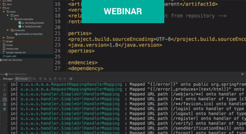 Webinar: Spring Boot Authentication... and More!
