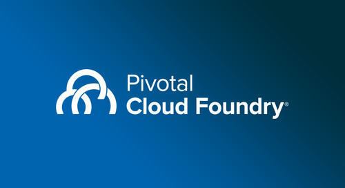 Cognizant Licenses, Trains on Pivotal Cloud Foundry