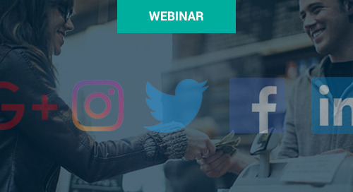 May 31 - How to Turn Tweets Into Revenue Using Data Science Webinar