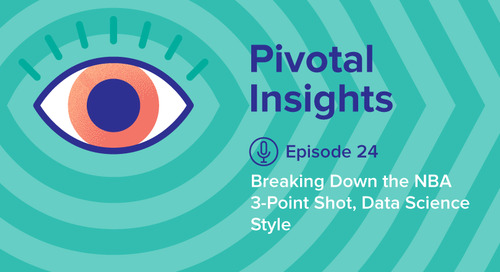 Breaking Down the NBA 3-Point Shot, Data Science Style (Ep. 24)