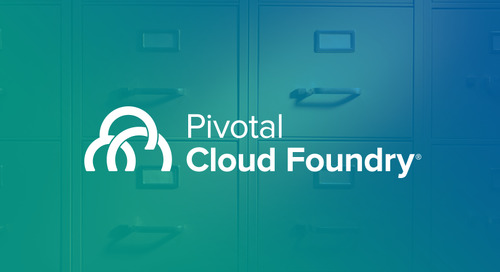 Apps That Depend on File Storage? Bring 'em Over to Pivotal Cloud Foundry.
