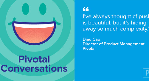 Dieu Cao on PMCing in Cloud Foundry, Isolation Segments, & QA (Ep. 59)