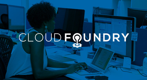Why Cloud Foundry is the #3 Paying Tech Skill