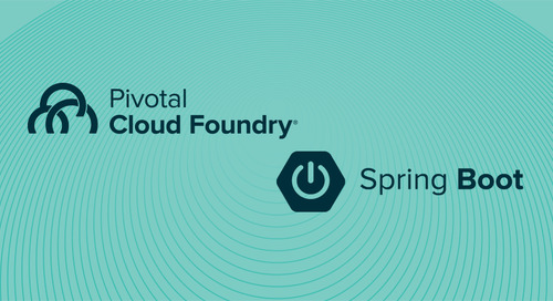 TUTORIAL: Using Spring Boot Actuator Integrations With Pivotal Cloud Foundry 1.11
