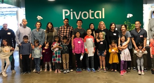How We Did Take Your Kid to Work Day at Pivotal