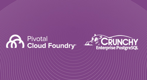 How Crunchy Data Closed the Enterprise PostgreSQL Gap - All the Way to Cloud-Native