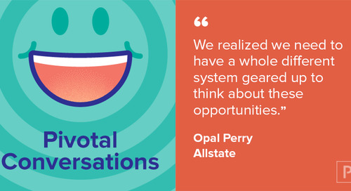 The Management Perspective on Transforming Allstate, With Opal Perry (Ep. 66)