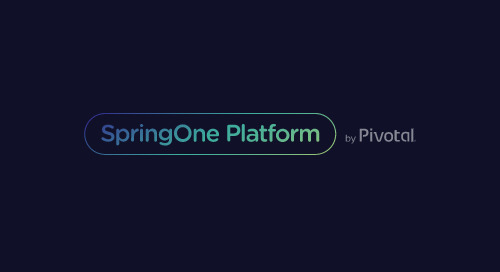 Apigee and Pivotal at SpringOne Platform: Managing the Complexity of Microservices Deployments