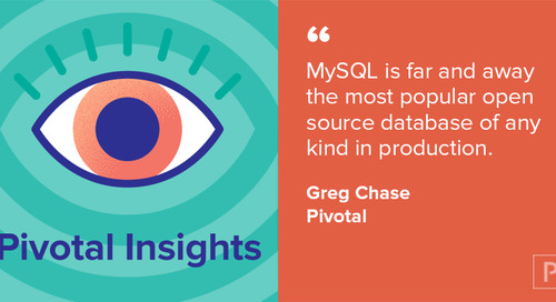 Whales, Dolphins and Cloud-Native MySQL, Oh My  (Ep. 35)