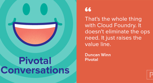 Cloud Foundry: The Definitive Guide, Duncan Winn's New Book (Ep. 70)