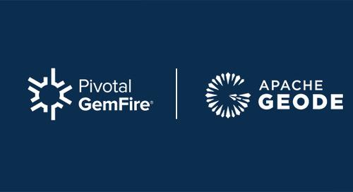 Apache Geode/Pivotal GemFire应用的最佳实践