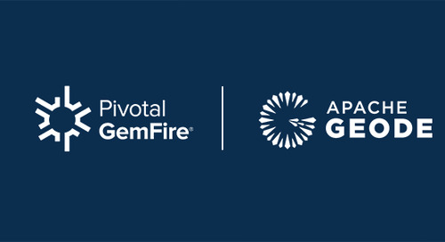 Video: Advanced Apache Geode/GemFire data analytics with Apache Zeppelin over SQL/JDBC