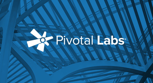 Pivotal 敏捷架构的思考