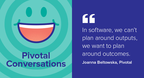 Agile strategy & roadmaps, with Joanna Beltowska (Ep. 77)