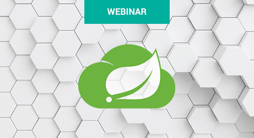 Sep 28 - Building Event-Driven Systems with Spring Cloud Stream Webinar