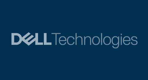 Dell Technologies: Improving Operations and Developer Productivity with Pivotal Cloud Foundry