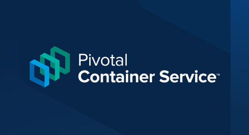 Introducing Pivotal Container Service (PKS), The Simple Way to Bring Kubernetes to Enterprise Customers