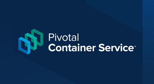 Pivotal Container Service (PKS)