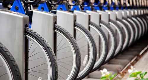 Using SparkR to Analyze Citi Bike Data