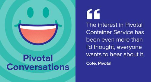 Pivotal Container Service at VMworld 2017 (Ep. 79)