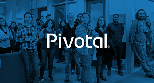 Pivotal践行见远技术篇 - 大数据处理技术的迭代与进化